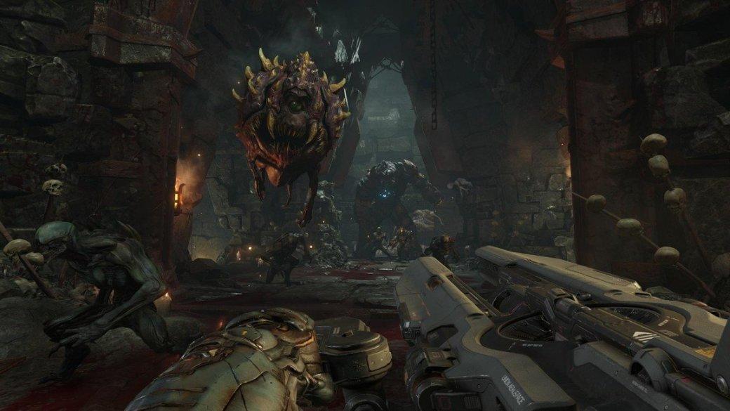 Все о Doom 4 с QuakeCon 2015: мультиплеер за Ревенанта и новые скрины - Изображение 5