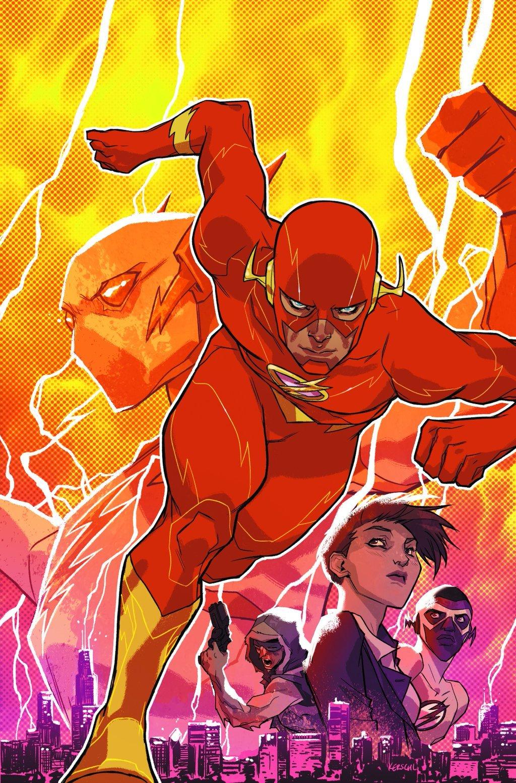 Какие серии DC Rebirth стоит читать? - Изображение 8