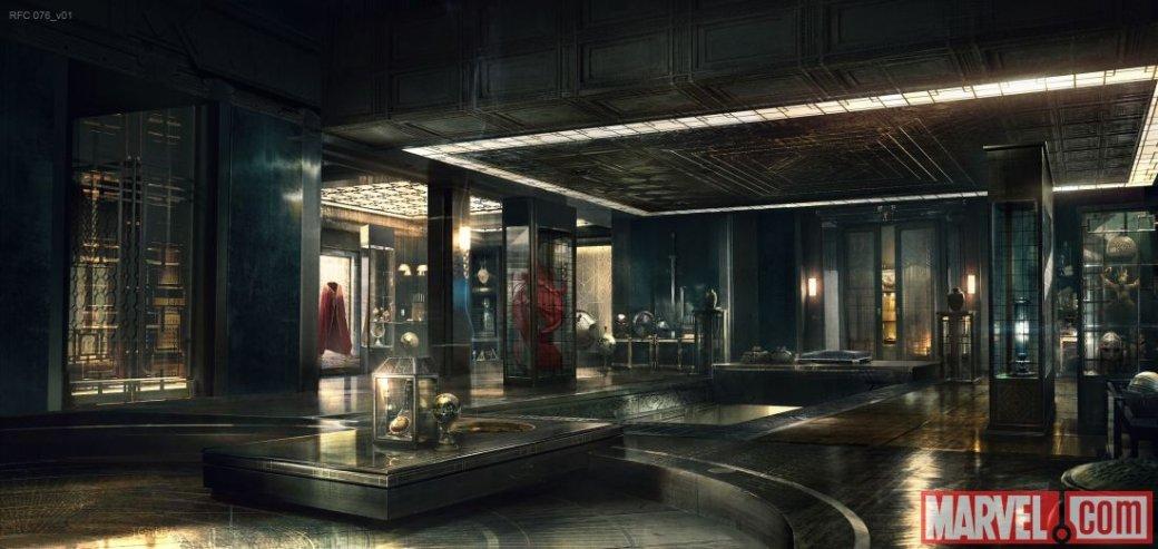 Marvel провела экскурсию по Святилищу Доктора Стрэнджа - Изображение 2