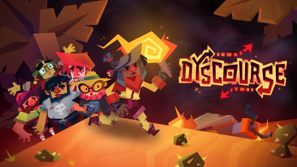 Рецензия на Dyscourse - Изображение 1