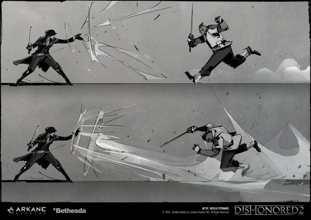 Потрясающие концепт-арты Dishonored 2 отхудожника игры - Изображение 9