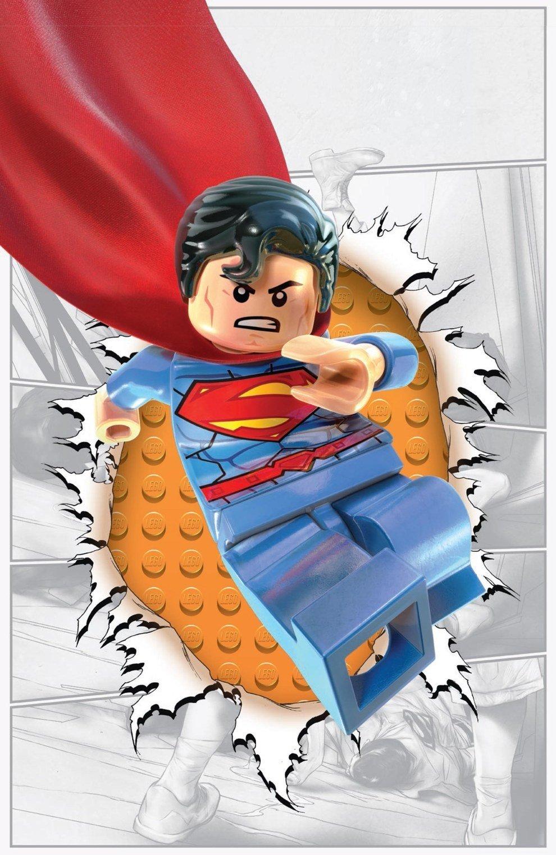 LEGO украшает комиксы DC  - Изображение 3