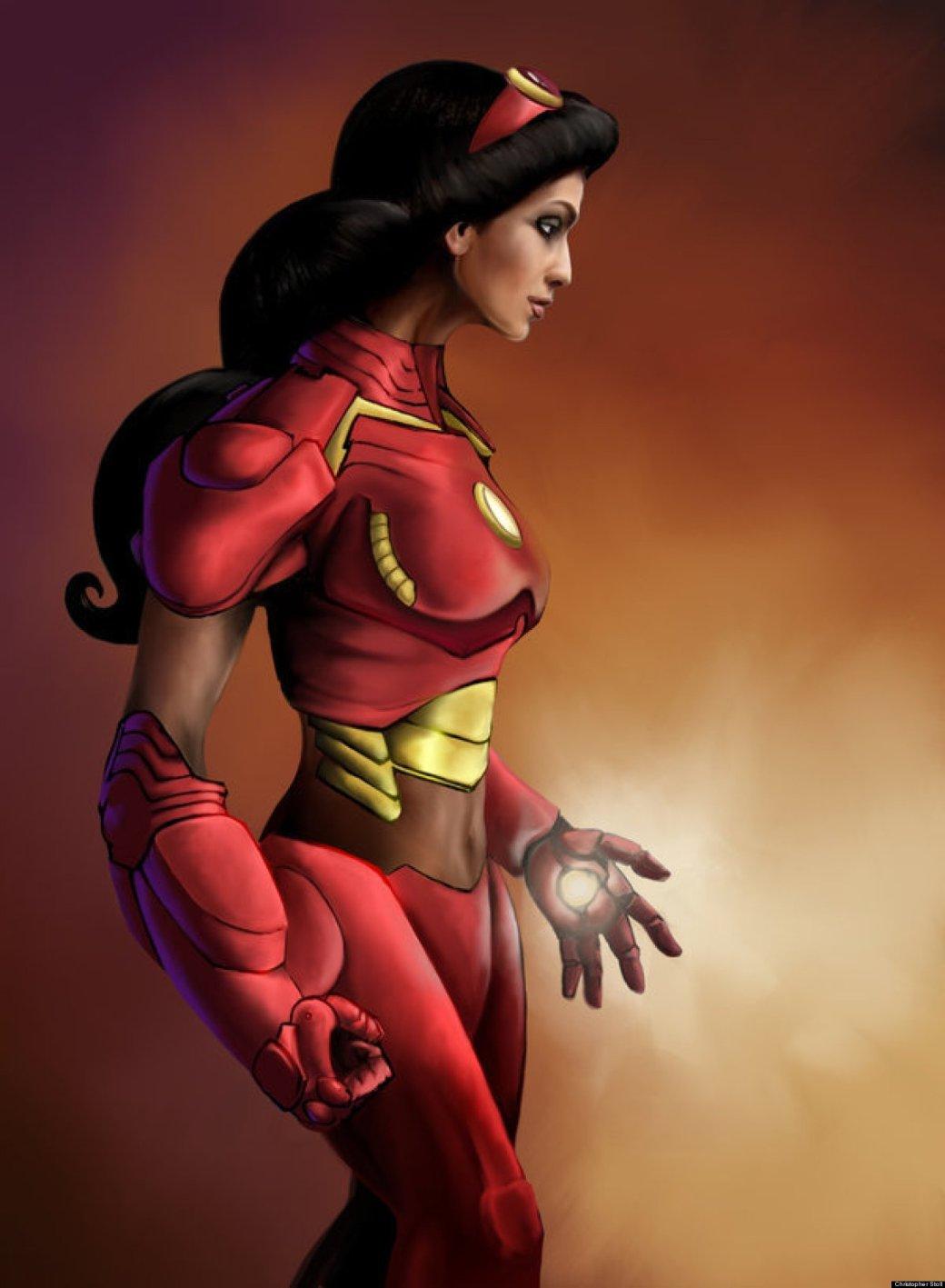 Галерея вариаций: Мстители-женщины, Мстители-дети... - Изображение 25