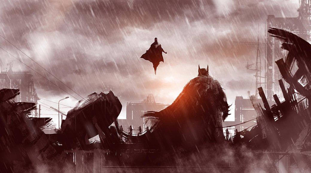 10 вещей, позволяющих Бэтмену победить Супермена - Изображение 13
