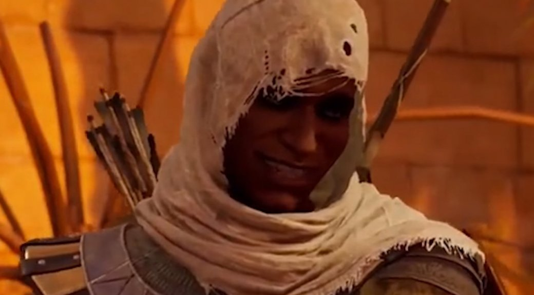 ВAssassin's Creed: Origins ужасные анимации лиц исинхронизация губ. - Изображение 7