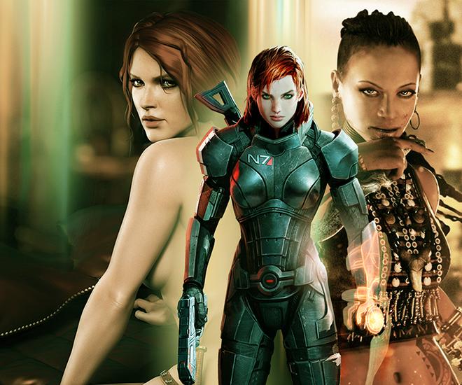 Girl power: 7 крутых игровых девушек - Изображение 1