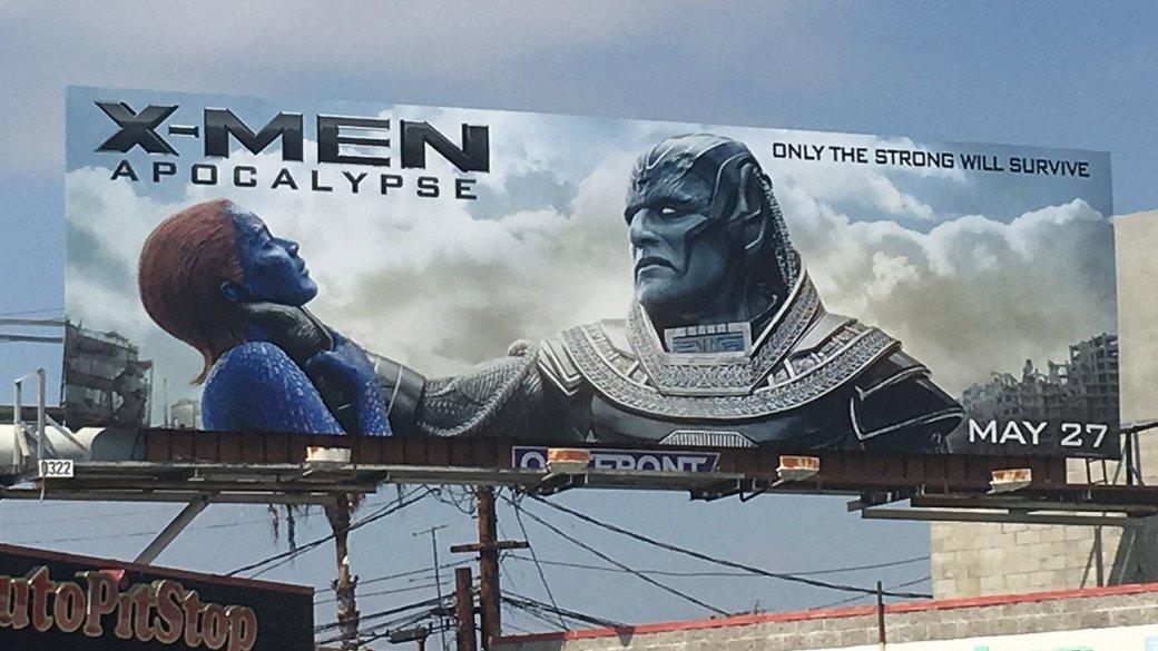 Интернет в ярости от оскорбительной рекламы «Люди Икс: Апокалипсис»  - Изображение 2