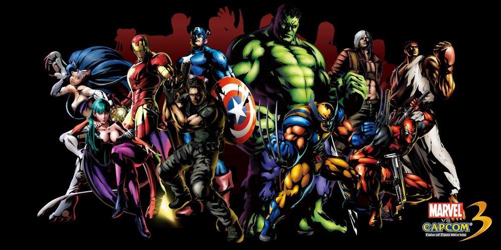 Слух: в 2017 году выйдет Marvel vs Capcom 4  - Изображение 1