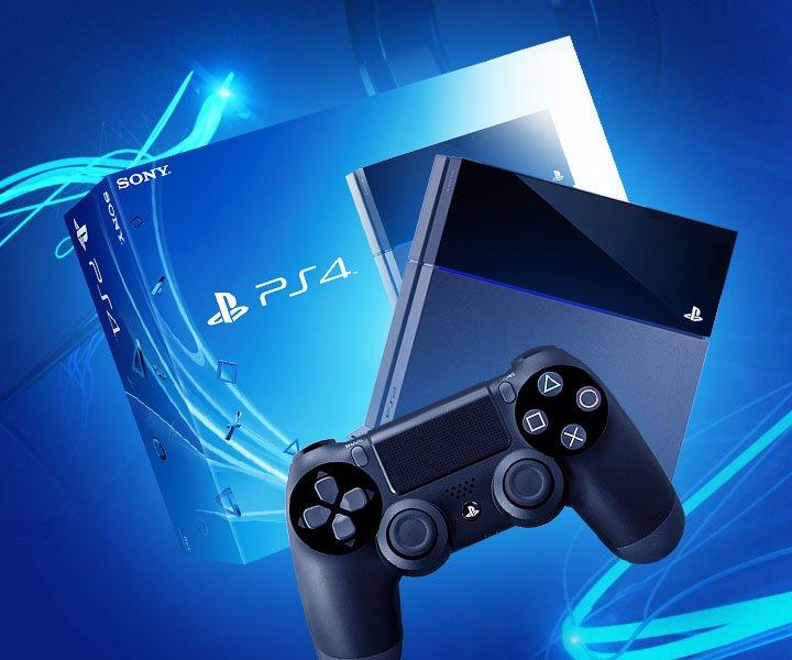 PlayStation 4: распаковка и первый запуск - Изображение 1