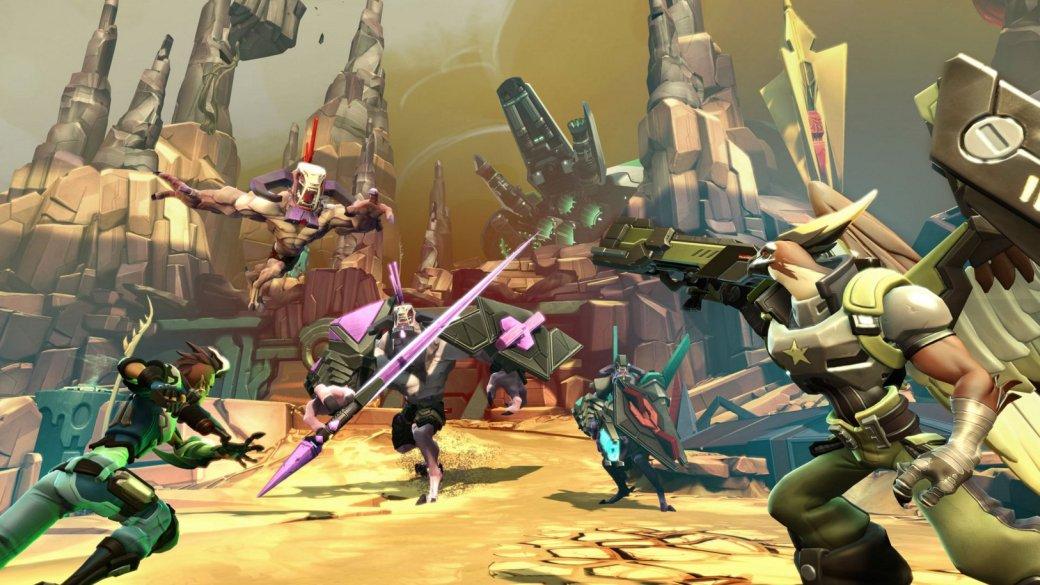 Battleborn – новый шутер от Gearbox – выйдет в мае следующего года - Изображение 1