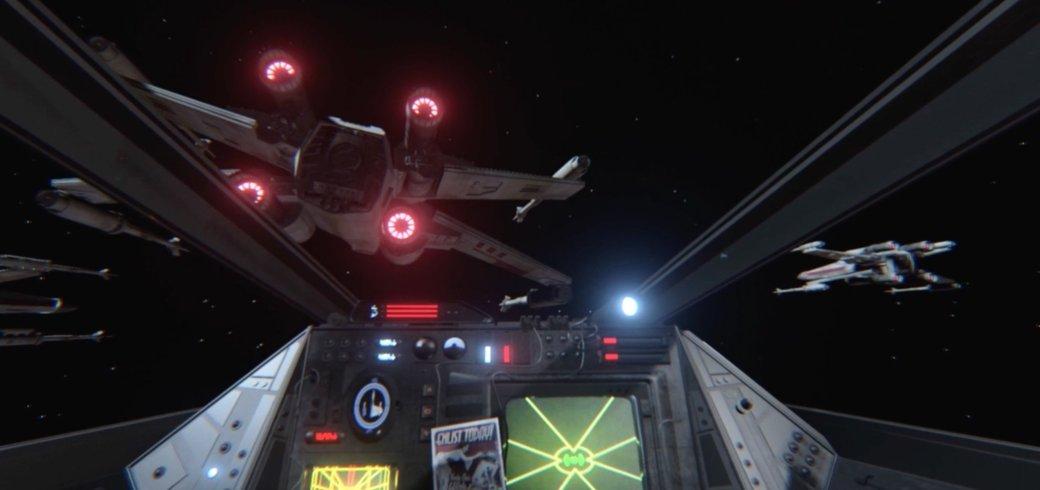 В Star Wars VR для Oculus Rift вас может раздавить AT-AT Walker - Изображение 3