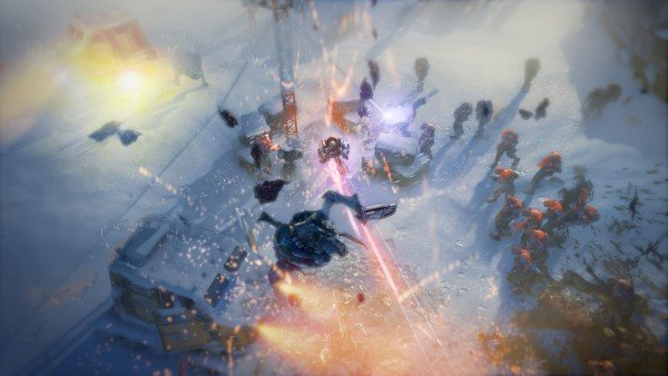 Четверо против Чужих в трейлере Alienation - Изображение 5
