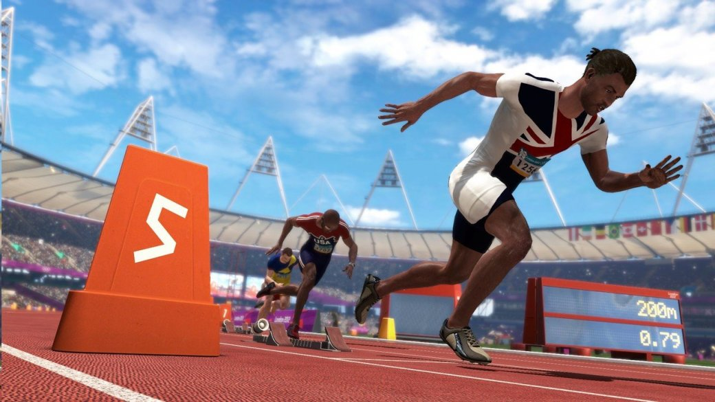 Рецензия на London 2012: The Official Video Game of the Olympic Games - Изображение 2