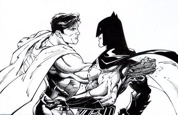 Художник случайно проспойлерил главный твист нового комикса DC. - Изображение 1