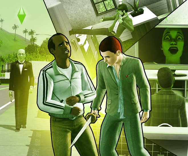 Семь безумных модов для The Sims 3 - Изображение 1