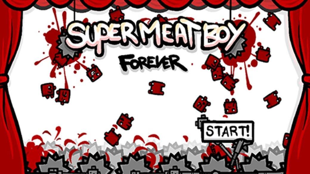 Team Meat выпустила новую игру и вернулась к Super Meat Boy Forever - Изображение 1