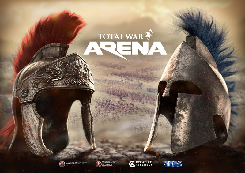 Wargaming, SEGA и Creative Assembly объединились ради Total War: Arena
