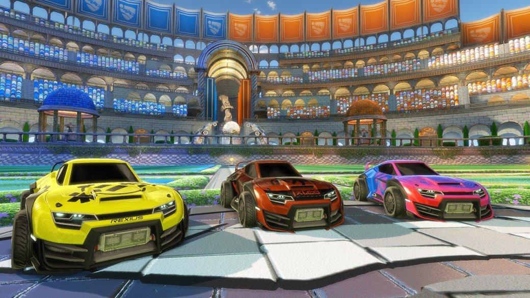 Первое дополнение к Rocket League выйдет в начала августа - Изображение 3