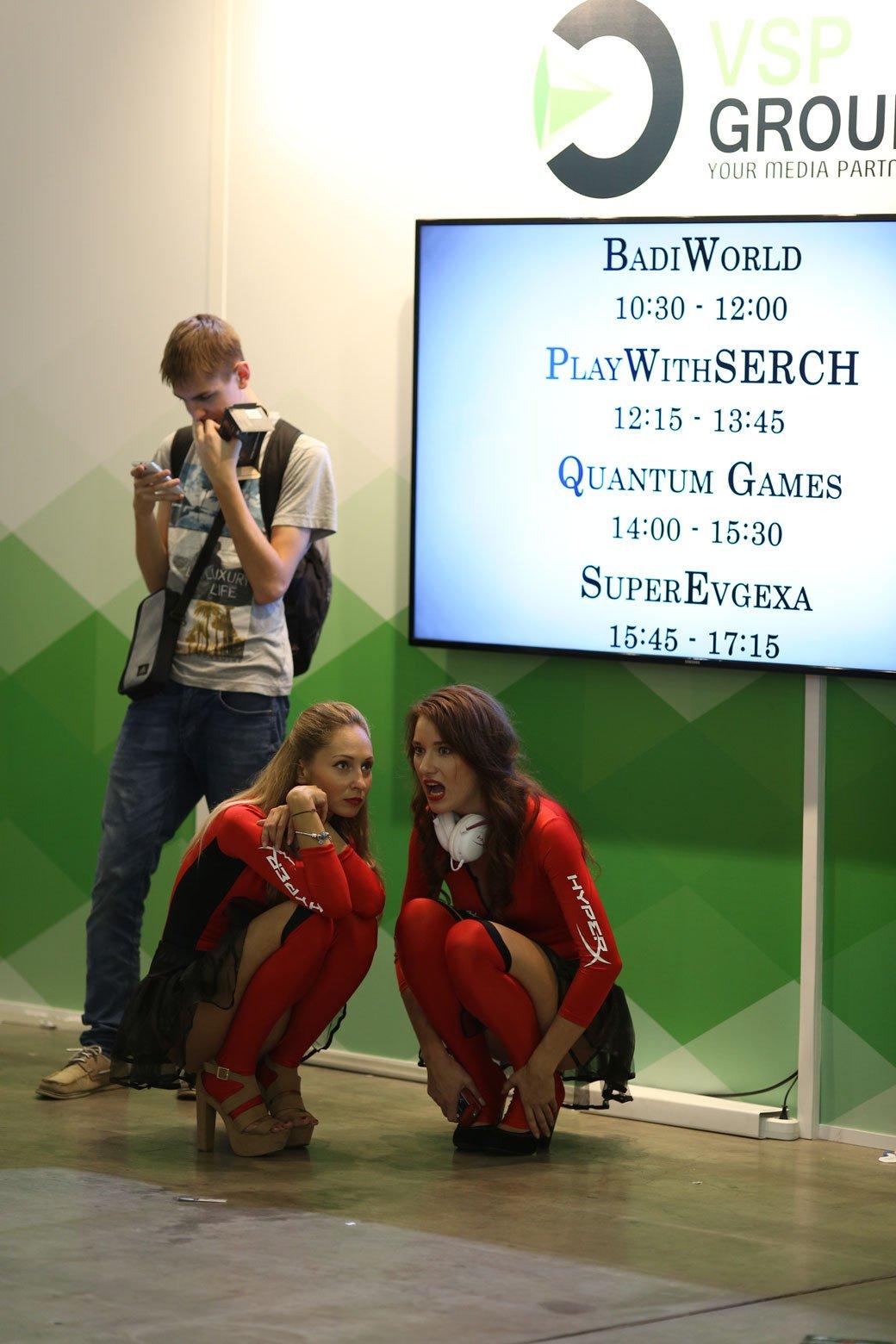 «Игромир 2015» и Comic Con Россия в лицах - Изображение 33