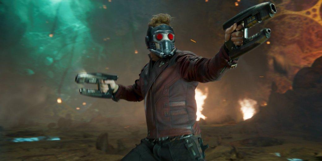 Студия Marvel снимет продление «Стражей Галактики»