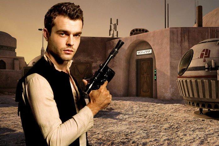 Хан Соло. Звёздные войны. Истории / Han Solo Star Wars Story [2018]: Детали о «Хане Соло»: как спин-офф Star Wars развалился при съемках