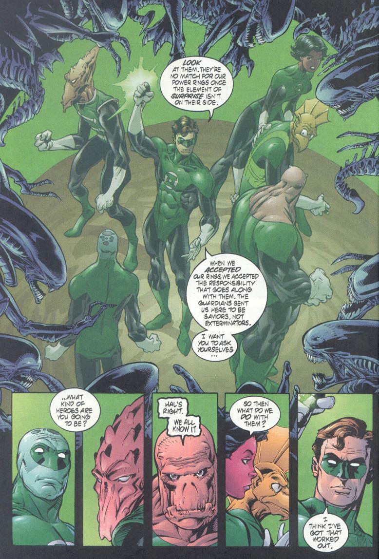 Бэтмен против Чужого?! Безумные комикс-кроссоверы сксеноморфами. - Изображение 25