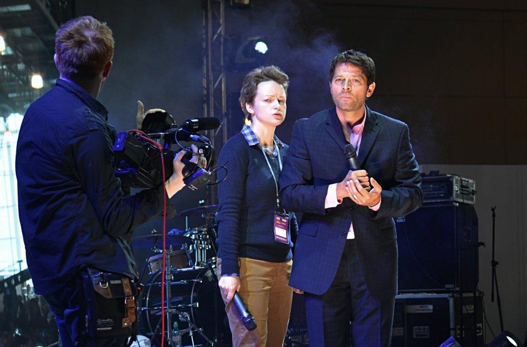 Фотоотчет с «Игромира» и Comic Con Russia, день 3 – Миша Коллинз - Изображение 1