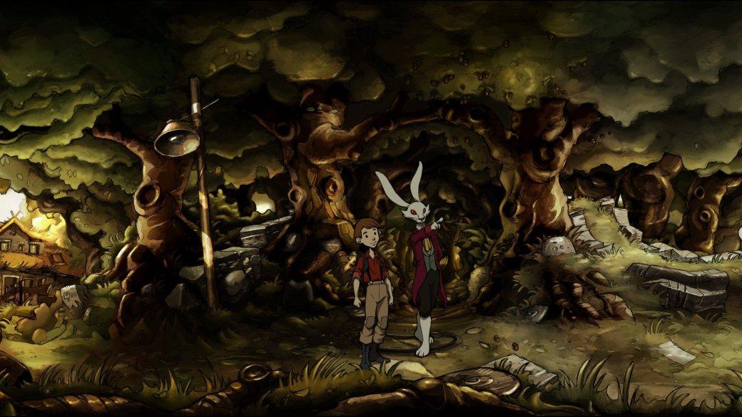The Night of the Rabbit: Рецензия  - Изображение 5