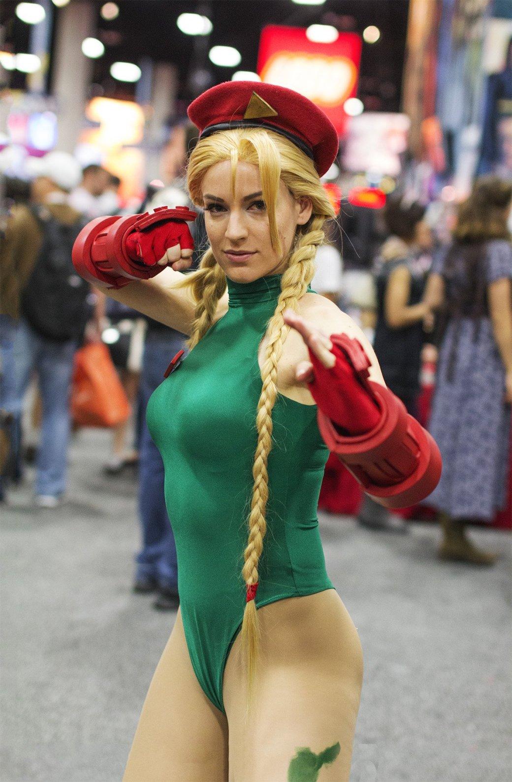 Лучший косплей Comic-Con 2015 - Изображение 47