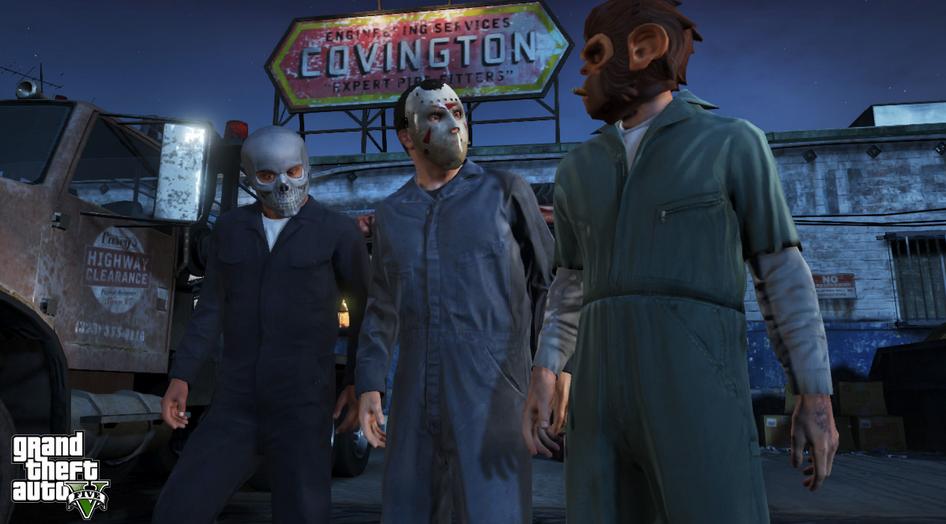 Grand Theft Auto V: впечатления с закрытого показа - Изображение 5