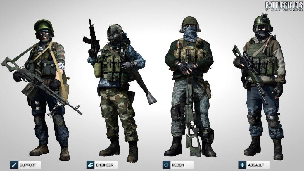 СПЕЦ: Российская военная форма в видеоиграх - Изображение 4