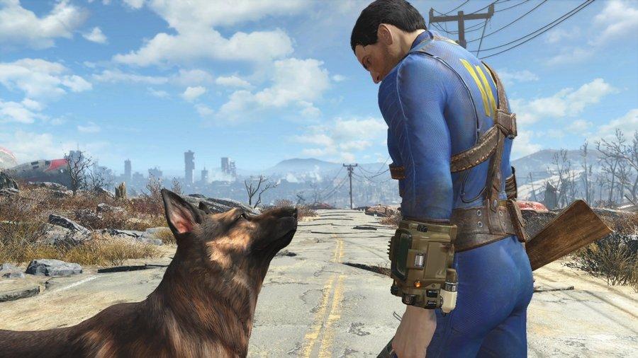 В Fallout 4 можно будет крутить романы с компаньонами - Изображение 1
