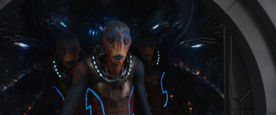 Режиссер «Халка» сыграет пришельца в «Валериане» Люка Бессона - Изображение 2