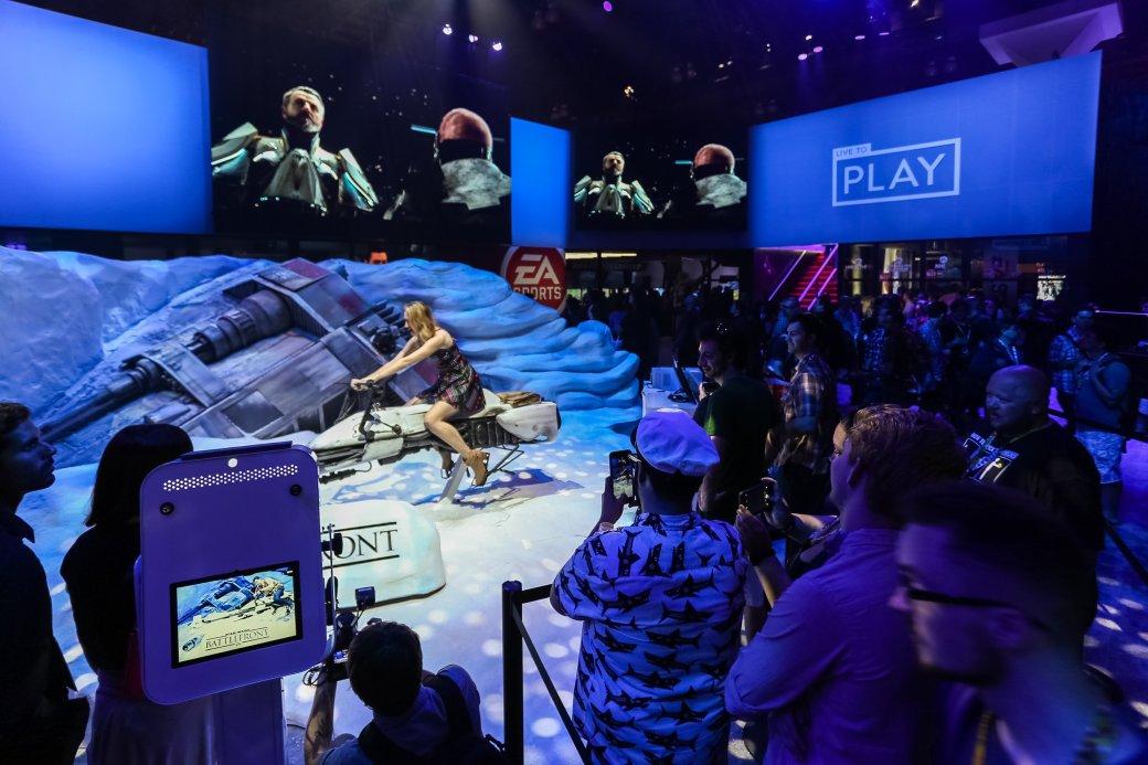 E3 2015: как это было - Изображение 32