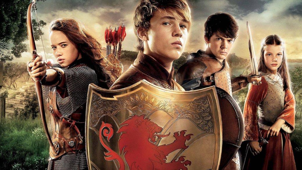 Прощайте, дети: «Серебряный трон» будет полным ребутом «Хроник Нарнии» - Изображение 1