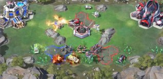 Command and Conquer: Rivals. Геймплейный трейлер к E3 2018