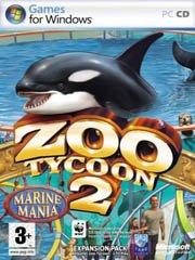 Zoo Tycoon 2: Marine Mania – фото обложки игры
