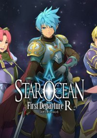 Star Ocean: First Departure R – фото обложки игры