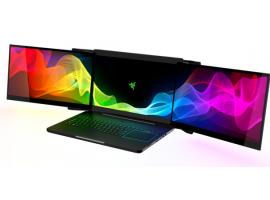 Project Valerie – игровой ноутбук с тремя экранами