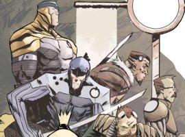 «Чекпоинт»: почему комикс осражении десантников против монстров достоин вашего внимания