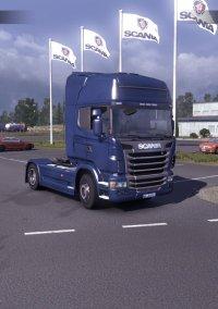 Scania: Truck Driving Simulator: The Game – фото обложки игры
