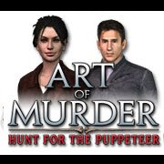 Art of Murder: Hunt for the Puppeteer – фото обложки игры