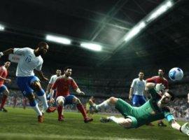 Рецензия на Pro Evolution Soccer 2012