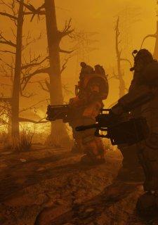 Вот оно дно серии хуже уже просто уже не смогут испортить игру.  Fallout 4  не так уж плох на фон...