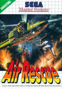 Air Rescue – фото обложки игры