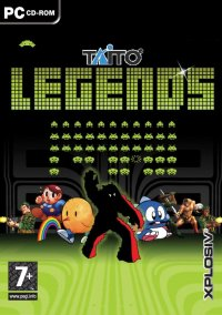Taito Legends – фото обложки игры