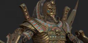 Total War: Warhammer II. Представление расы Цари гробниц