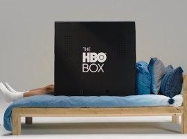 HBO выпустил картонную коробку для просмотра сериалов водиночестве