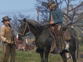 ВRed Dead Online новые странности— игроки находят кучи измертвых лошадей