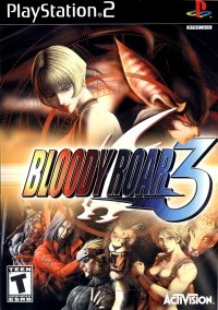 Bloody Roar 3 – фото обложки игры